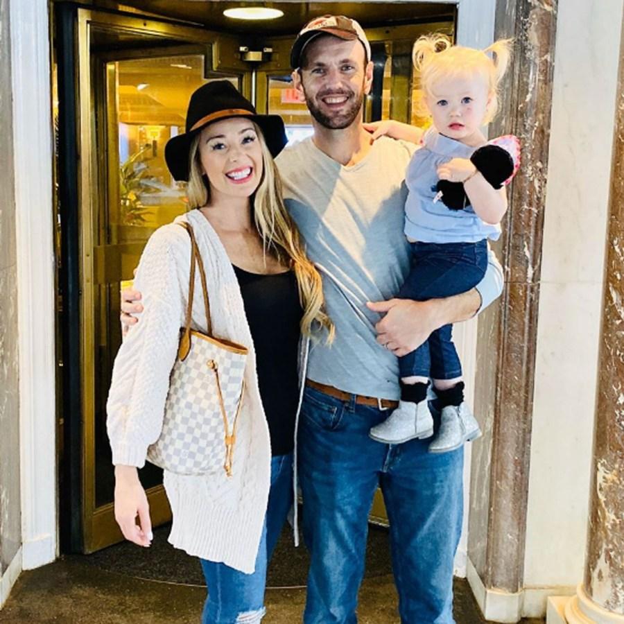 Pregnant Jamie Otis, Doug Hehner and Henley Shares Future Family Plans