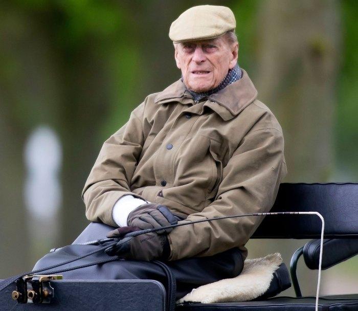 El príncipe Carlos, la duquesa Camila, rinde homenaje al príncipe Felipe después de su muerte