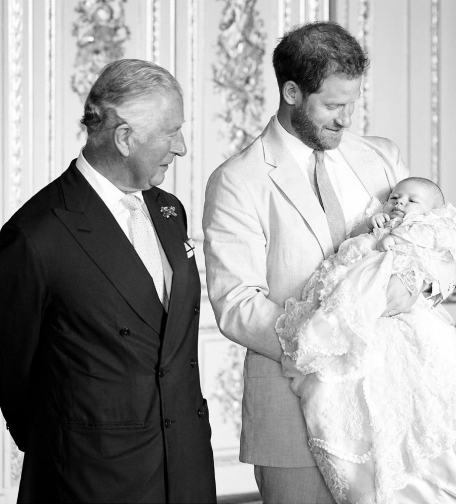 Prince-Harry-and-Duchess-Meghan-Share-Unseen-Photo-of-Son-Archie