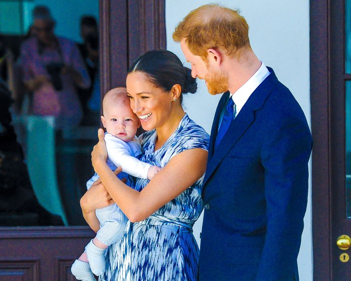 prince harry duchess meghan s son archie trying to talk at 6 months prince harry duchess meghan s son