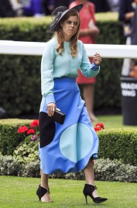 Princess Beatrice's Best Style Moments - June 16, 2015