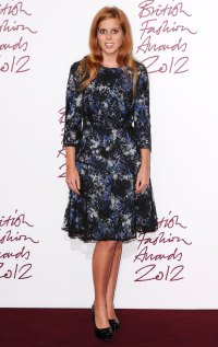 Princess Beatrice's Best Style Moments - November 27, 2012
