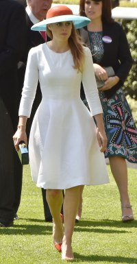 Princess Beatrice's Best Style Moments - June 18, 2015