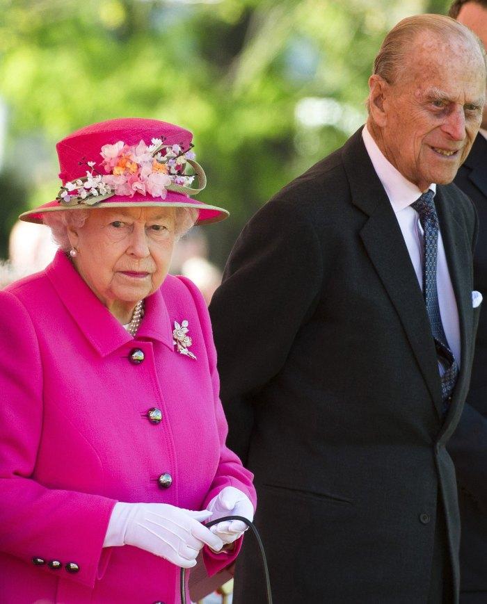 La reina Isabel II habla después de la muerte de su esposo durante 72 años, el príncipe Felipe