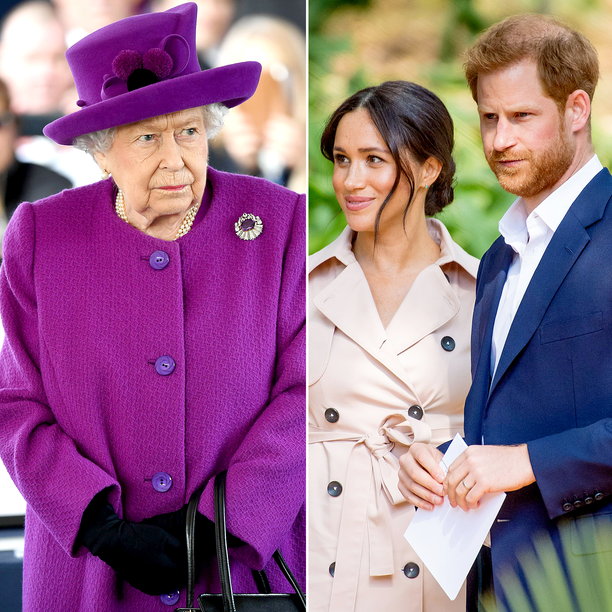 Queen-Elizabeth-Is-Disappointed-Harry,-Meghan-Won't-Be-at-Christmas