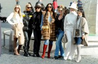 Garcelle Beauvais and Sutton Stracke, Lisa Rinna, Kyle Richards, Denise Richards, Dorit Kemsley, Erika Girardi and Teddi Mellencamp Arroyave Real Housewives of Beverly Hills Cast Trip to Rome