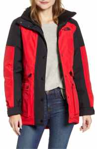 Reign On 550 Fill Power Down Hooded Parka