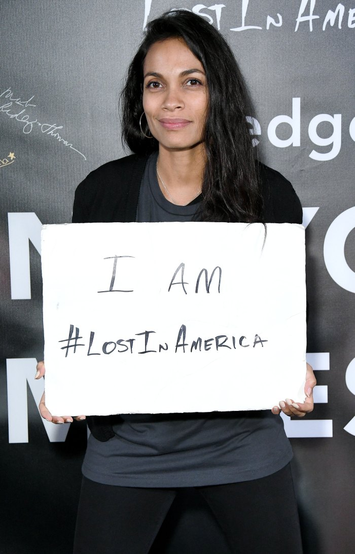 Rosario Dawson Openly Explained Homelessness to Her Adopted Daughter