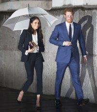 Royals In Pantsuits - Meghan Markle