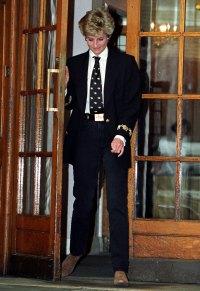 Royals In Pantsuits - Princess Diana