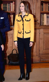 Royals In Pantsuits - Princess Sofia of Sweden