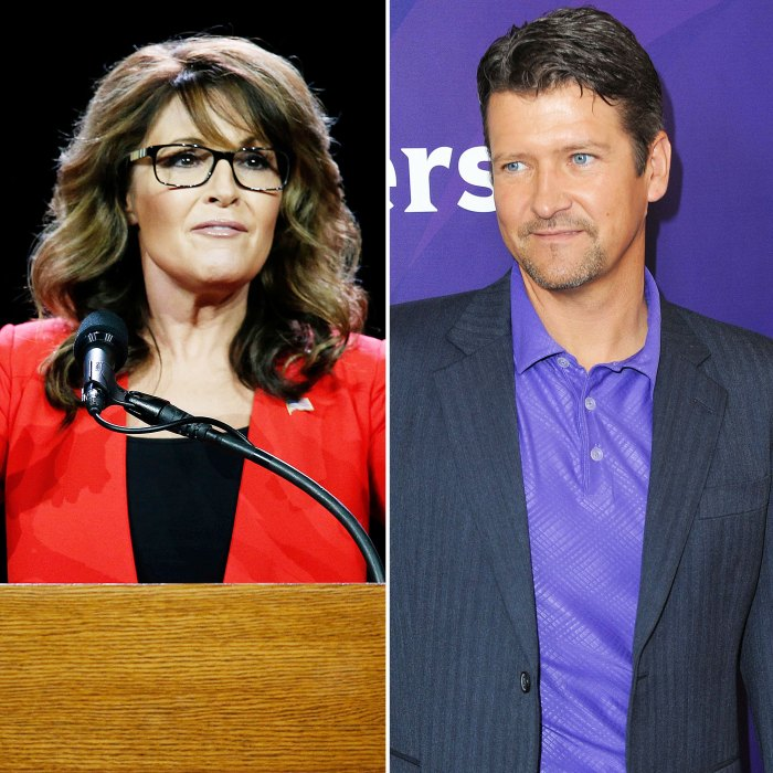 Sarah Palin Found Out About Todd Palin Divorce Over Email