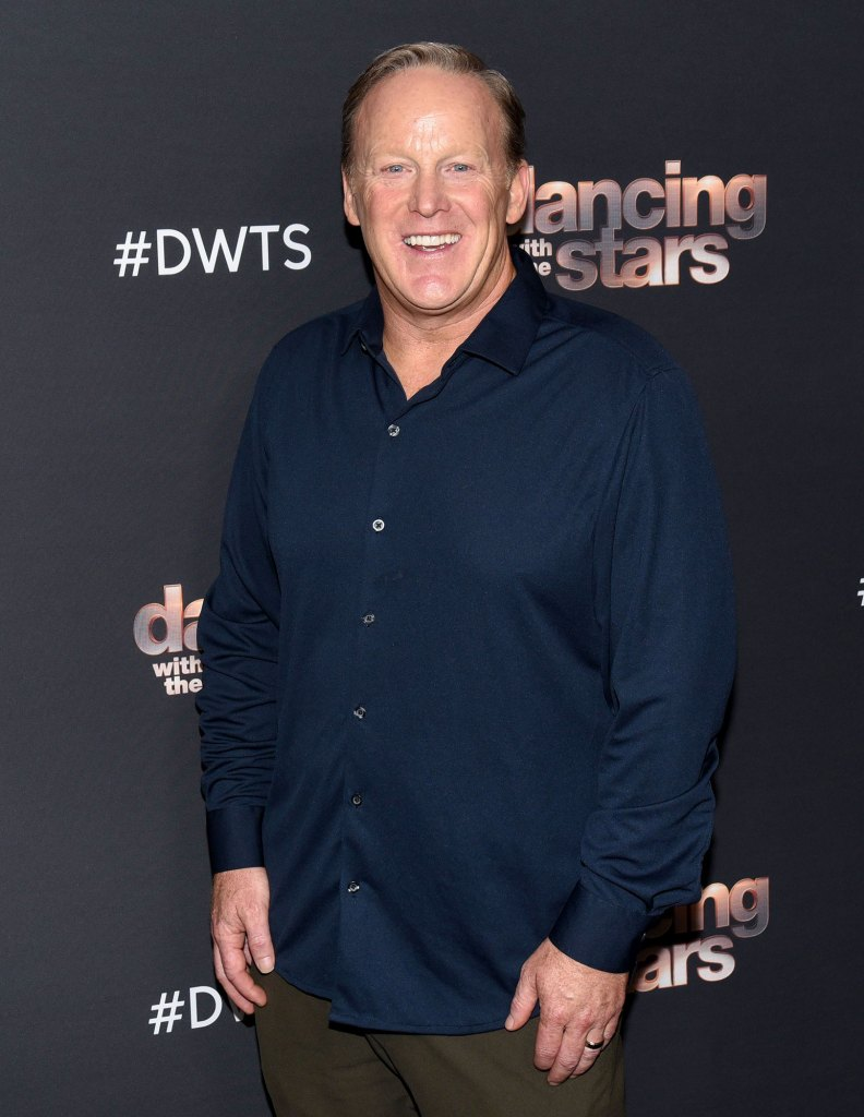Sean Spicer 'Dancing With The Stars'