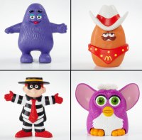 See Throwback Happy Meal Toys Returning to McDonalds
