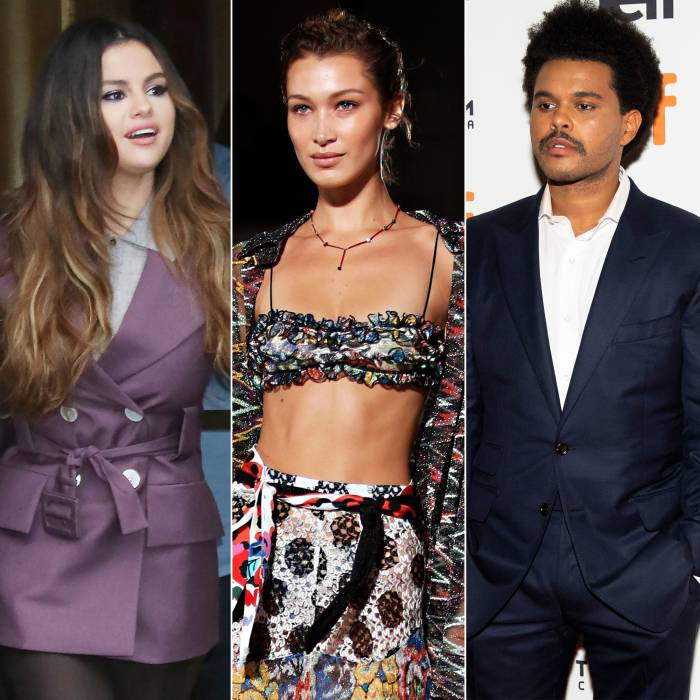 Selena Gomez Follows Bella Hadid After She Splits From The Weeknd