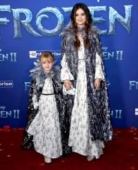 Selena-Gomez-Takes-Little-Sister-Gracie-Frozen-2