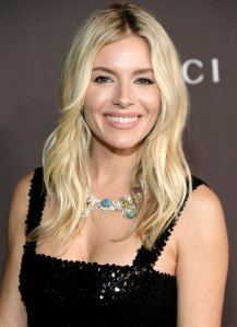 Sienna Miller Wore a Gucci Necklace Valued at Over $500,000 to the LACMA Art and Film Gala