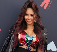 Snooki's 'Jersey Shore' Castmates Wish Her a Happy 32nd Birthday
