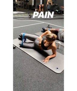 Sofia Richie's Intense Workouts