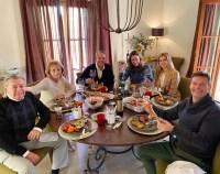 Stars Celebrating Thanksgiving