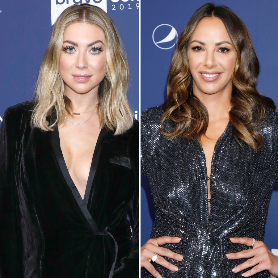 Stassi Schroeder Admits It's 'Sad' That Kristen Doute Isn't Involved in Wedding Amid Feud