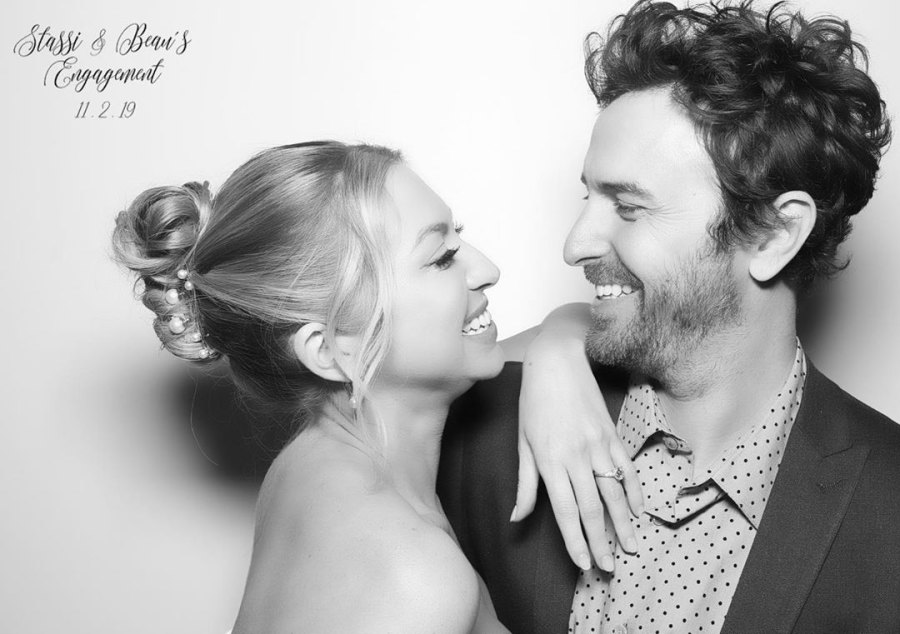 Stassi Schroeder and Beau Clark Engagement party