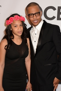 T.I.'s Daughter Deyjah Responds to Her Dad's Comments About Her Virginity