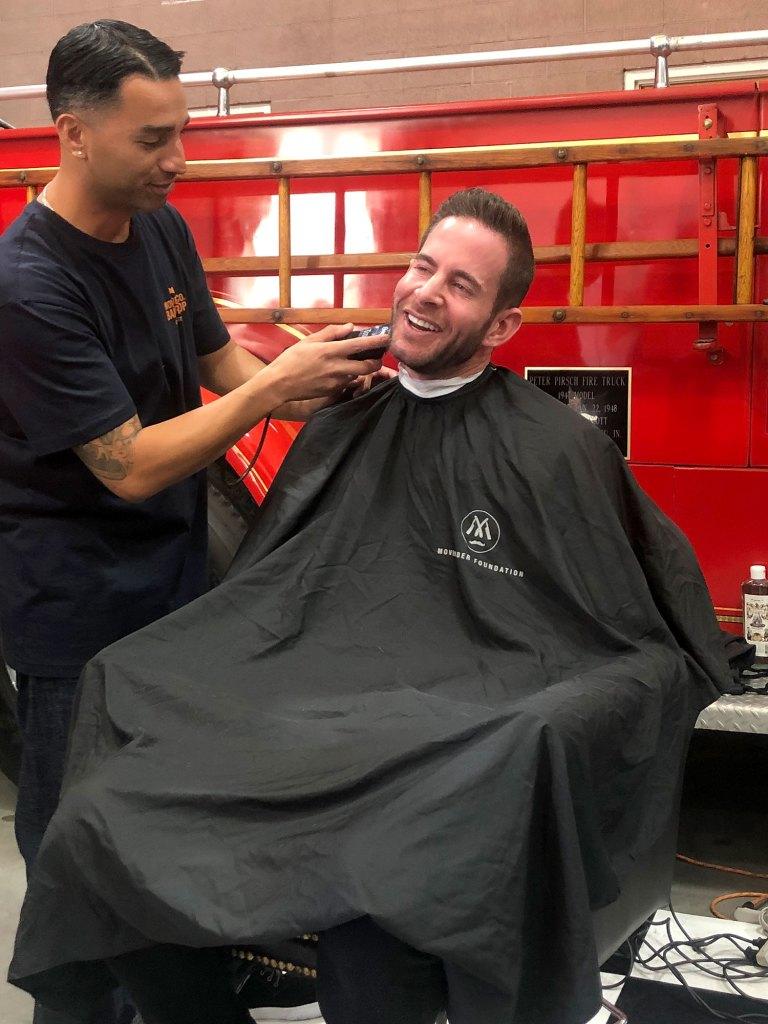 Tarek El Moussa Movember