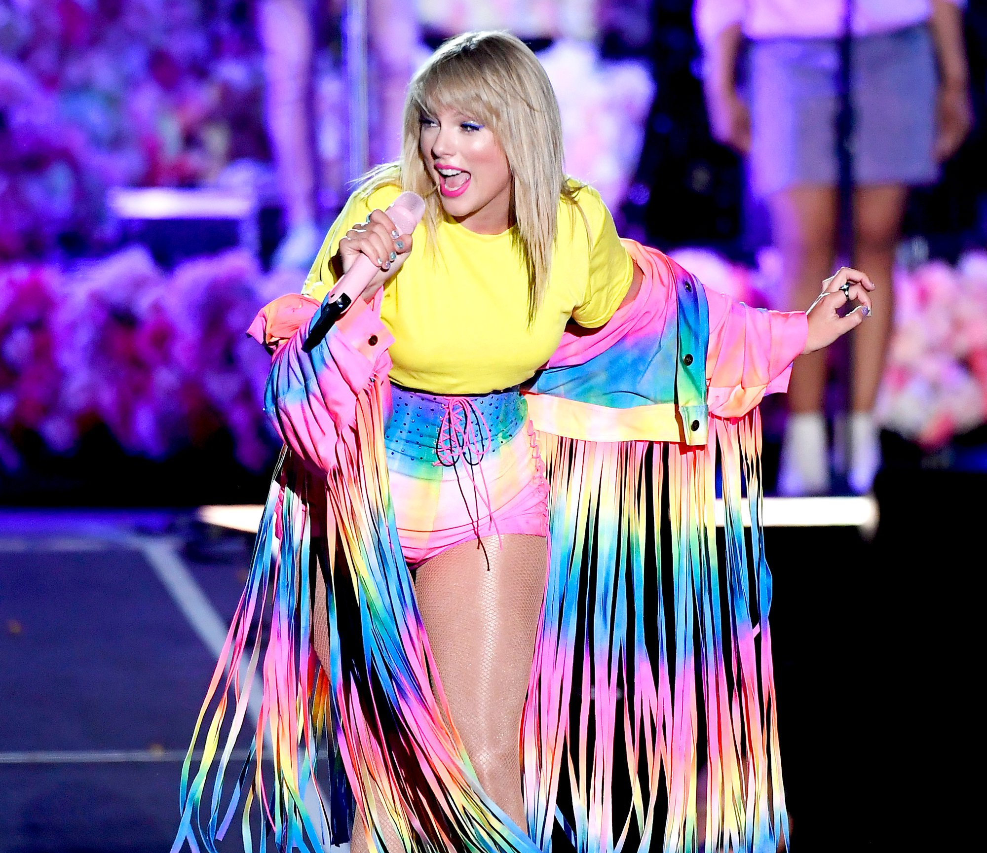 Taylor Swift AMAs 2019