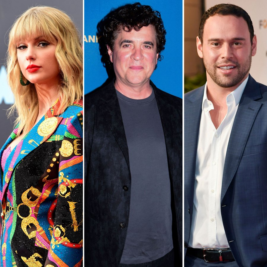 Taylor Swift slams Scott Borchetta and Scooter Braun