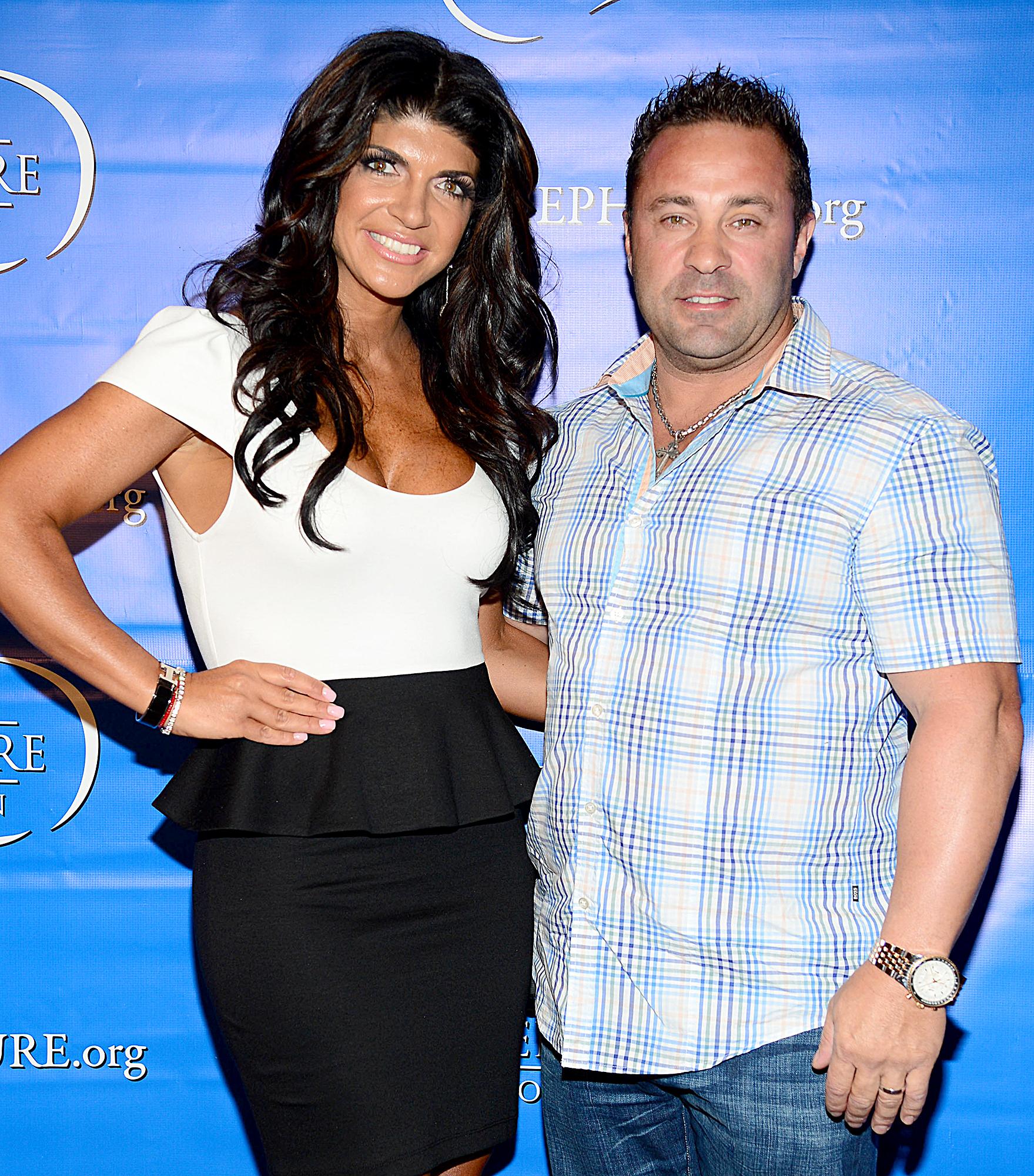 Teresa Giudice with husband Giuseppe Joe Giudice