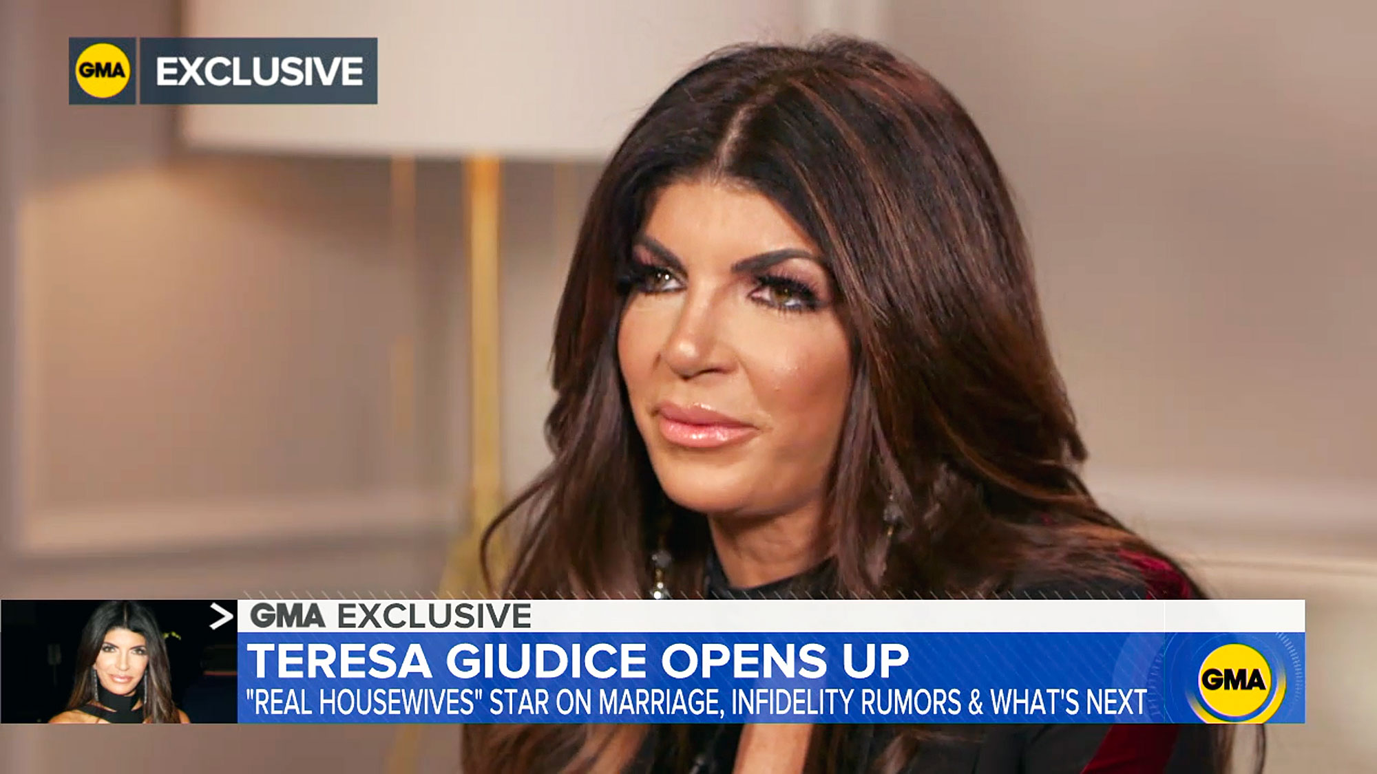 Teresa Giudice Says Future With Husband Joe Is Still Up in the Air After Italy