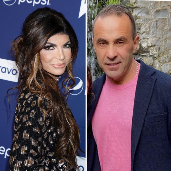 Teresa Giudice Says She Was 'Overwhelmed With Joy' to Reunite With Joe in Italy