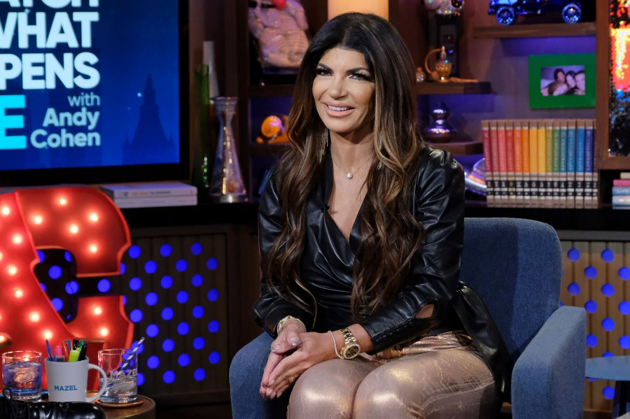 Teresa Giudice Watch What Happens Live With Andy Cohen