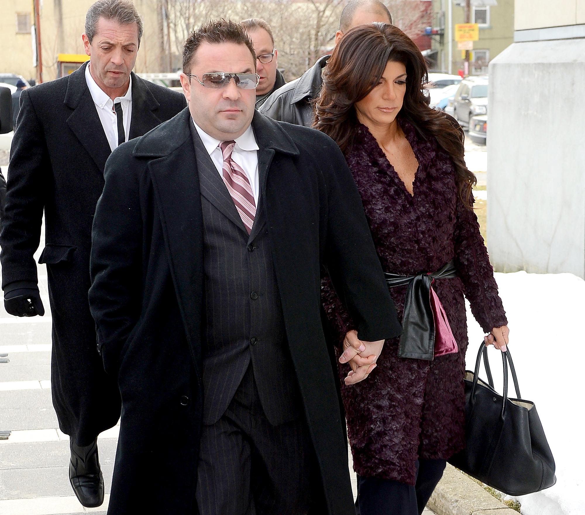 Joe Giudice and Teresa Giudice-Marriage