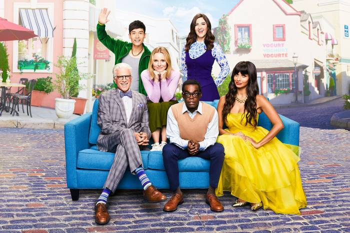 The Good Place People's Choice 2019 Sall
