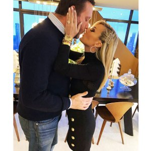 Tinsley Mortimer Spends 1st Thanksgiving With New Fiance Scott Kluth