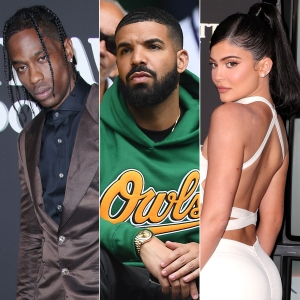 Travis Scott 'Harbors No Ill Will' toward Drake Amid Kylie Jenner Romance