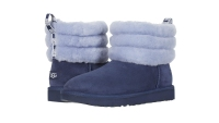UGG Fluff Mini Quilted (Navy)