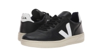 Veja V-10 Sneakers Black White