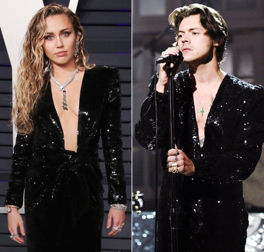 WWIB Miley Cyrus vs. Harry Styles