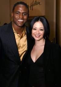 Wayne Brady and wife Mandie Taketa Coparenting