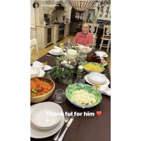 What Stars Ate on Thanksgiving