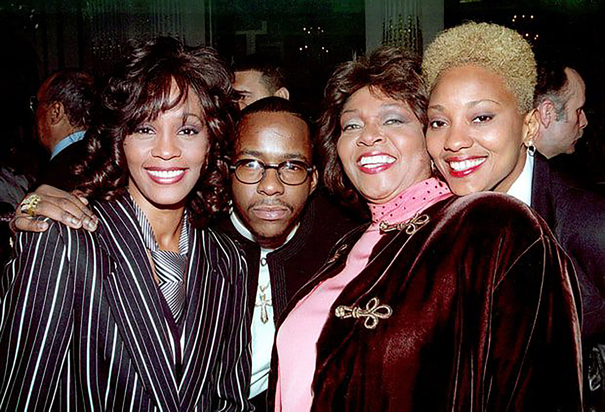Whitney-Houston,-Bobby-Brown-and-Robyn-Crawford