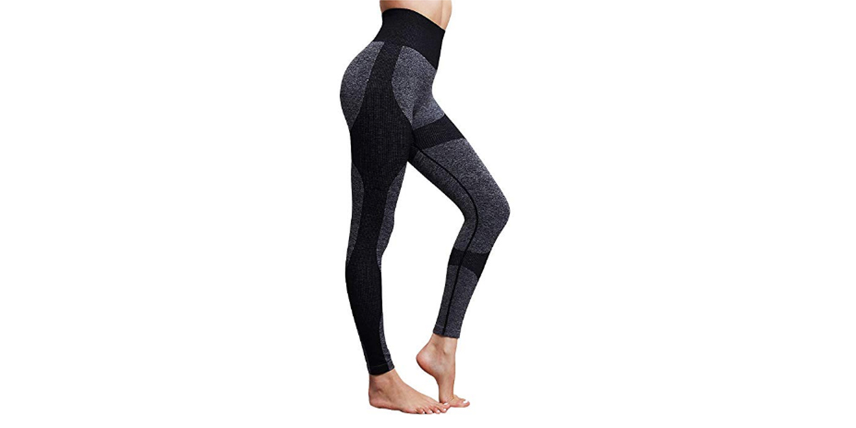 NORMOV Hollow Compression Leggings