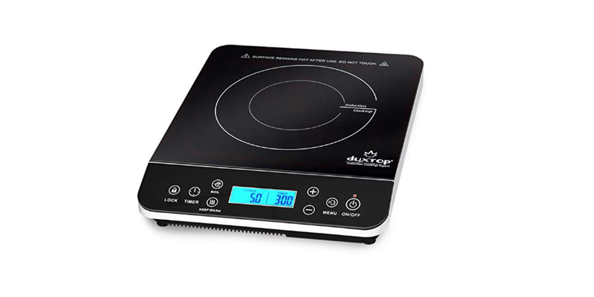 Duxtop Portable Induction Cooktop