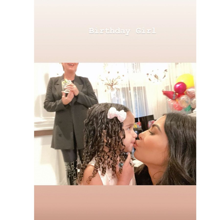 Dream Kardashian Celebrates Her 3rd Birthday Early With 'Trolls'-Themed Party