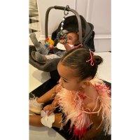 Dream Kardashian Celebrates Her 3rd Birthday Early With 'Trolls'-Themed Party
