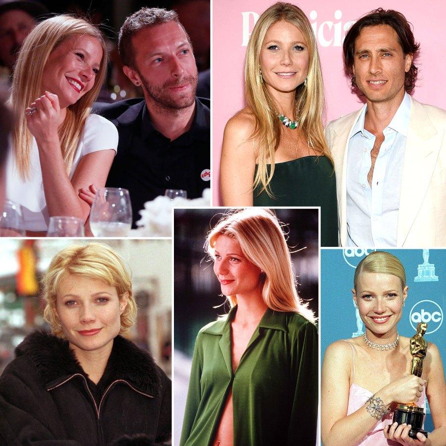 Gwyneth Paltrow Through the Years