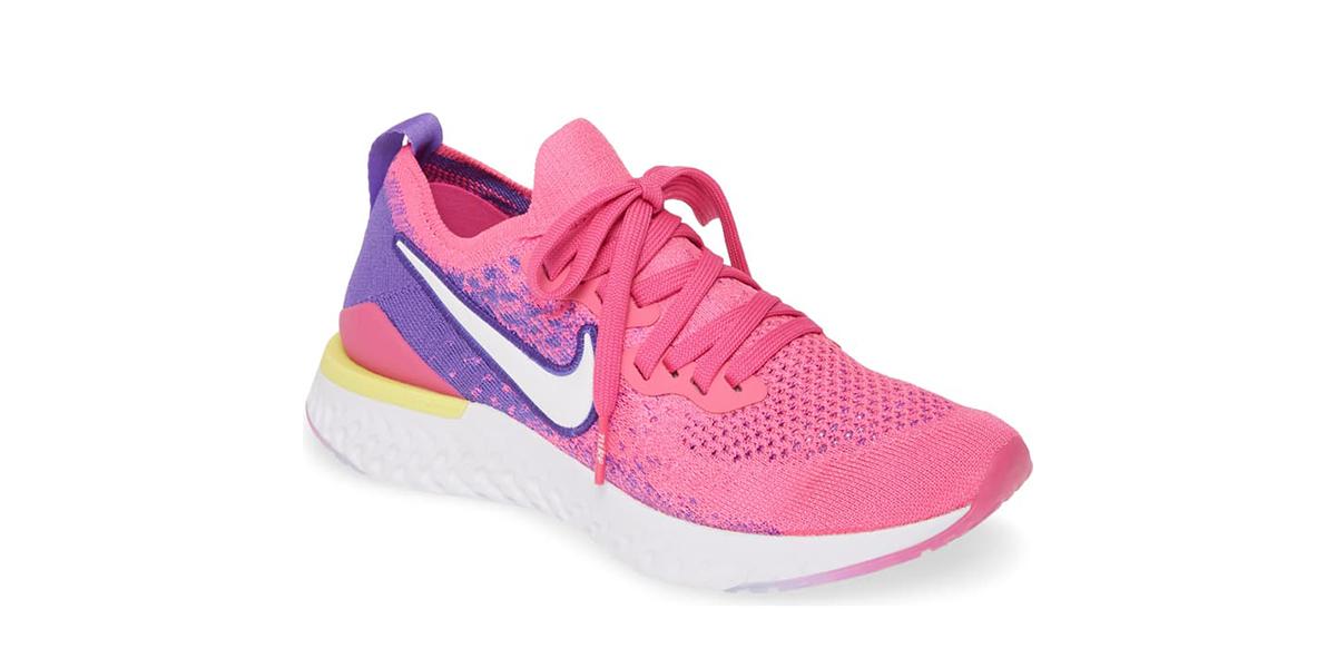 Nike Women's Epic React Flyknit 2 Running Shoe